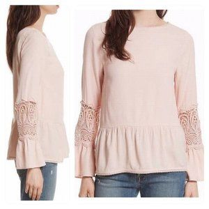 Joie new with tags peplum top
